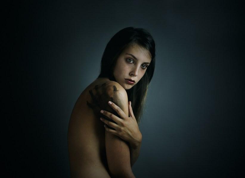 It's Time, Fiof Orvieto Fotografia. Nude Look e perturbante con Bitesnich e la Jung
