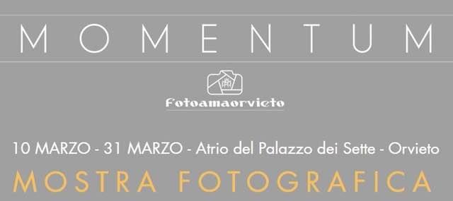 """Orvieto Fotografia, a Palazzo dei Sette in mostra """"Momentum"""" con gli scatti di Fotoamaorvieto"""