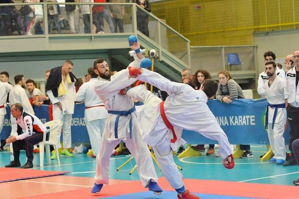 """Grand Prix dell'Umbria di Karate Chiusi i """"giochi"""" per l'ingresso in nazionale F.I.K."""