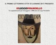 """Ioleggopirandello al teatro Mancinelli di Orvieto per il """"Maggio dei libri"""""""