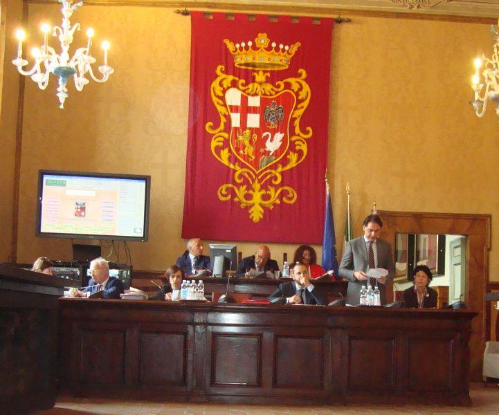 Il Consiglio comunale approva il piano delle opere pubbliche. Gnagnarini presenta il Dup e il bilancio triennale