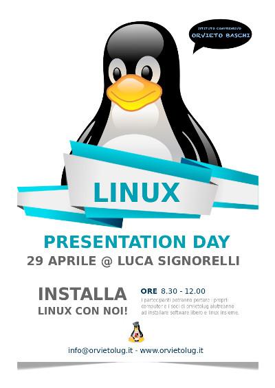 Via al 2° Linux Presentation Day – Nel segno della libertà digitale
