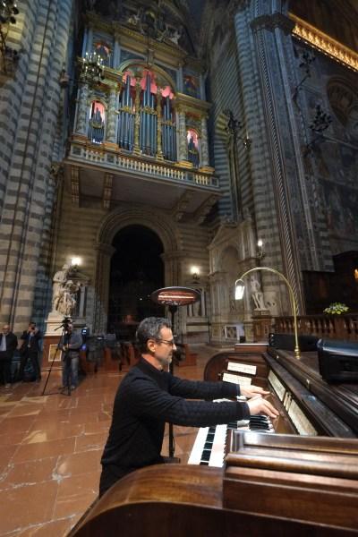 L'organo del Duomo di Orvieto e il maestro Catarcia protagonisti di una serata con musiche di Langlais, Listz, Vivaldi,Bach