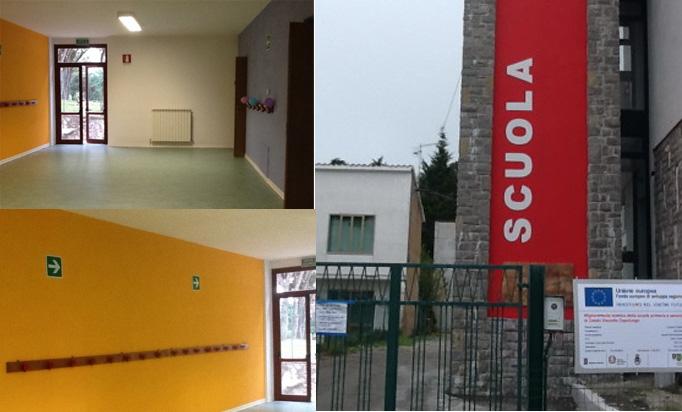 Castel Viscardo scuola sicura, approvato progetto per migliorare l'ingresso degli studenti
