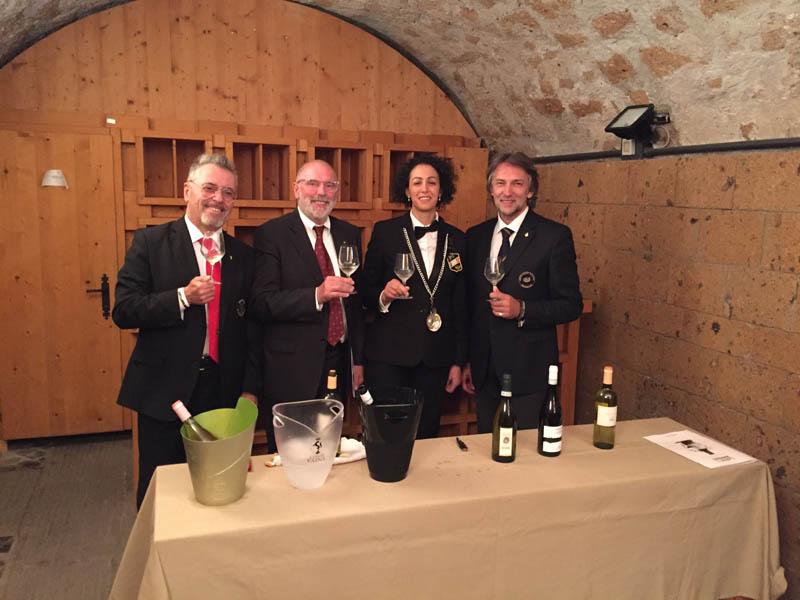Al via la due giorni di Wine Show, uno spettacolo da bere a spasso per la Rupe