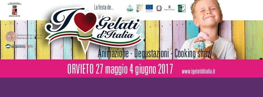 """Nove giorni di delizie con """"I gelati d'Italia"""". Al Palazzo dei Sette degustazioni per """"Barbara e Matteo"""""""