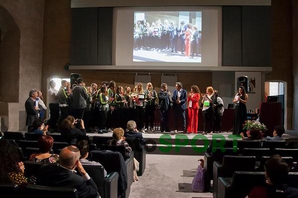 Chiusa con successo l'edizione 8 del Premio Orvieto Sport. L'elenco di tutti i premiati