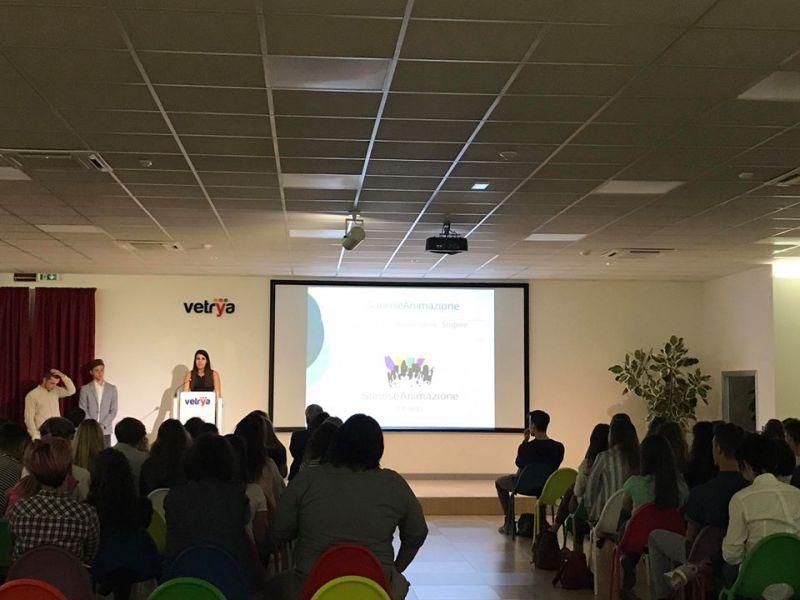 Vetrya Corporate Campus, presentati i progetti di alternanza scuola-lavoro