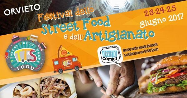 Festival delo Street Food e dell'Artigianato, dal 23 al 25 giugno a piaza Cahen