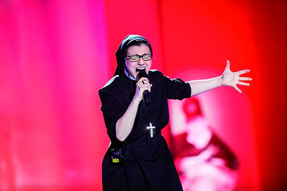 """Cristina Scuccia, la suora con la vocazione della musica: """"la fede necessita dell'arte per rendere visibile ciò che all'occhio umano è invisibile"""""""