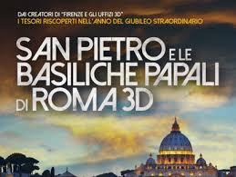 Al Festival di Arte e Fede un viaggio dentro San Pietro e le Basiliche Papali in 3D. Una produzione SkY e Ctv