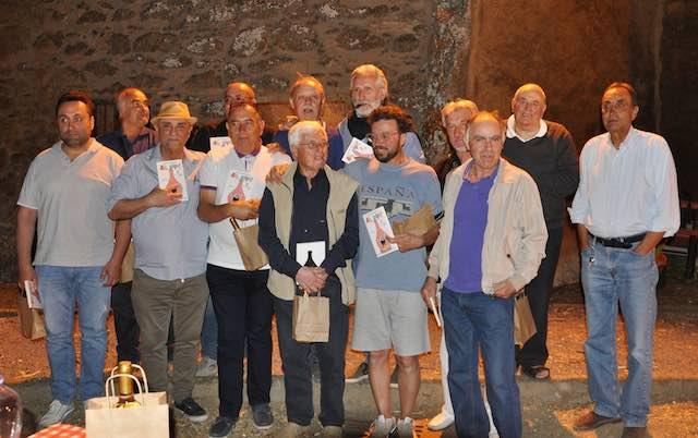 I Cavajoli verso il 2018 con un nuovo direttivo. Dopo la festa, la cena dei portatori con Gianni Marchesini