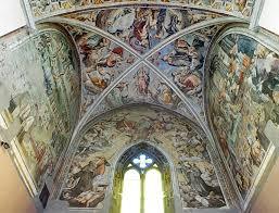 Acquapendente, approvato restauro lunette del chiostro di San Francesco Francesco