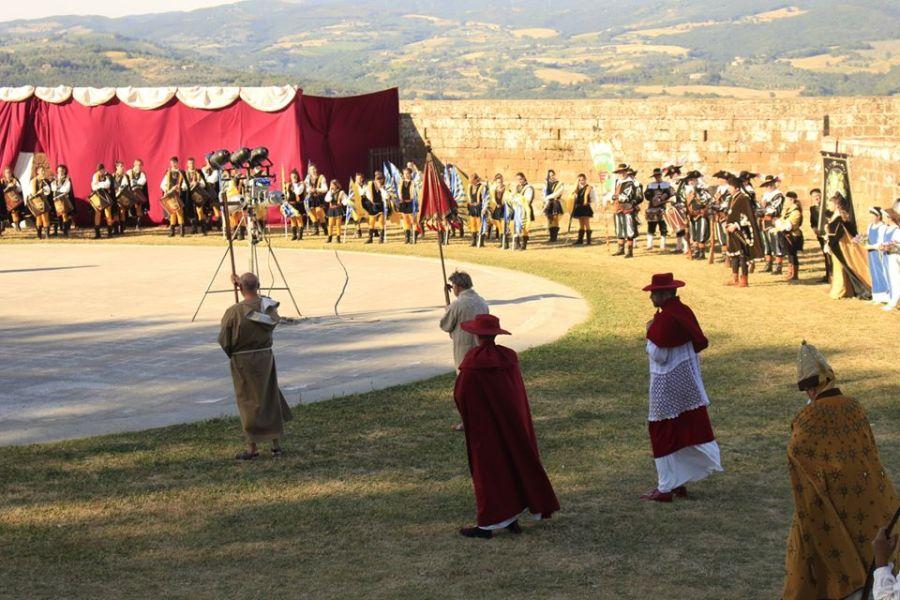 Ludi alla Fortezza, il bilancio a tinte rosa dell'Associazione Orvieto 1264