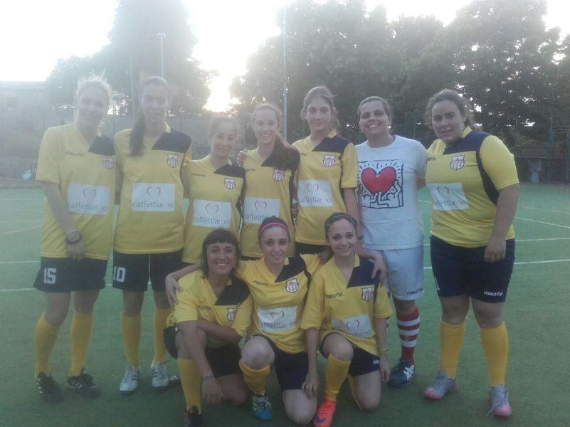 Orvieto Fc sempre in pista anche con il caldo estivo: Torneo a 3 squadre con ragazze under 19