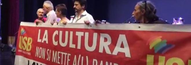 Iniziativa TeMa, esplode la polemica tra l'assessore Gnagnarini e i sindacati