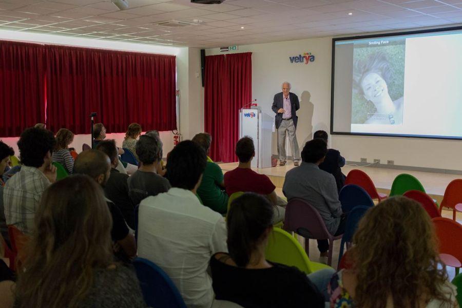Festival della Complessità a Vetrya con il Prof. Pier Luigi Luisi