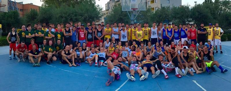 Summer basket Uisp: da Pesaro un ottimo secondo posto della squadra Junior Orvietana