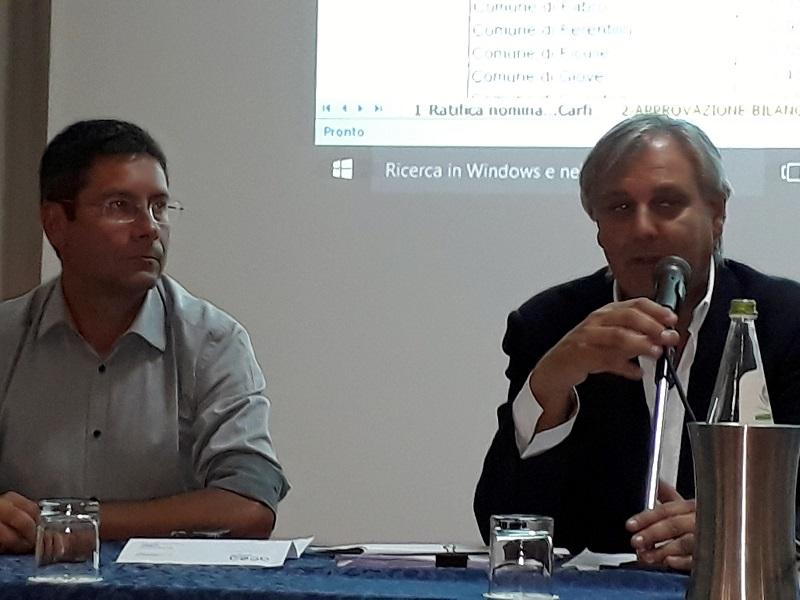 Nomine alla Sii: confermati Carfì amministratore delegato e Puliti presidente
