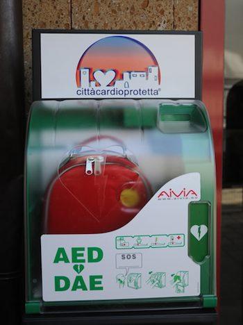 """Ritirati defibrillatori """"Orvieto cardioprotetta"""". Il Comune si fa carico della manutenzione ordinaria"""