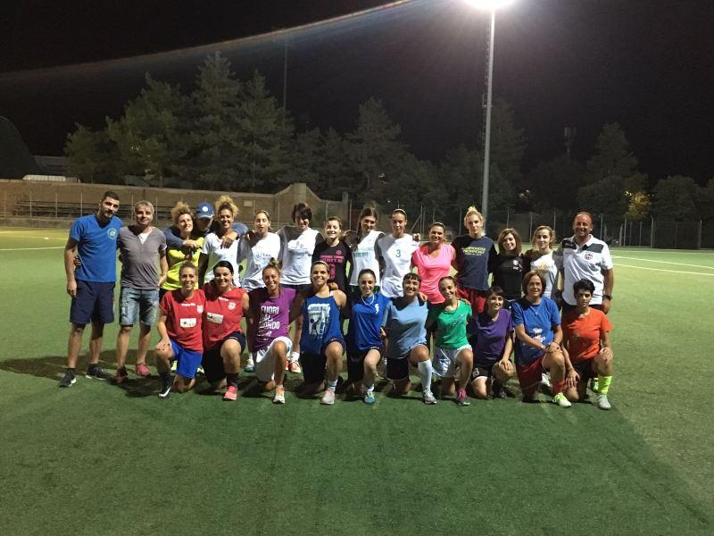 Ragazze alla riscossa: le donne dell'Orvieto FC pronte per il campionato regionale di serie C