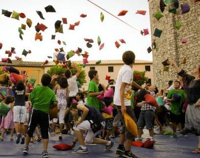 26a edizione del Festival Teatro Ragazzi di Guardea. Protagonisti assoluti i bambini