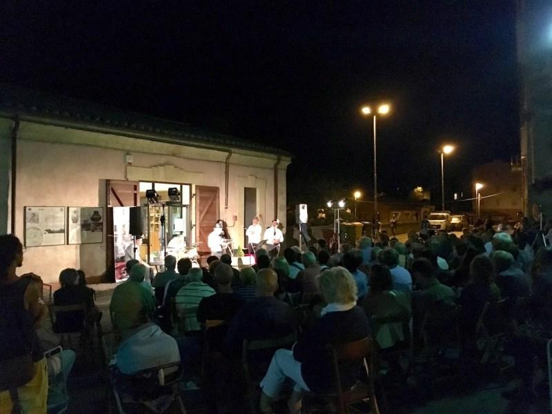 Gianni Abbate ha presentato a Farnese lo spettacolo La Nascita del Blues il 22 agosto. Replica prevista il 26 a Grotte di Castro