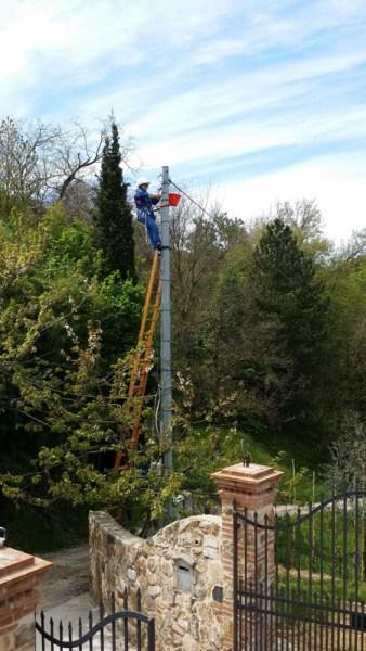 Innovazioni sulla dorsale elettrica da Città della Pieve a Allerona e Fabro, temporanea interruzione del servizio