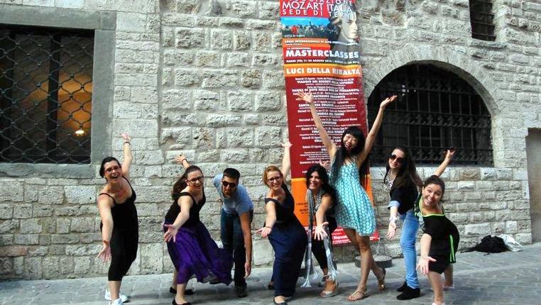 Oltre 50 eventi alla 7a edizione dell'International Festival Luci della Ribalta di Narni