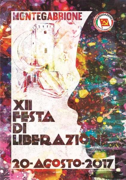 A Montegabbione si apre la XII Festa di Liberazione