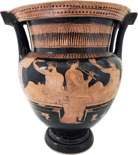 Al Museo Faina 22 vasi a figure nere e rosse donate da Mario Lolli Ghetti