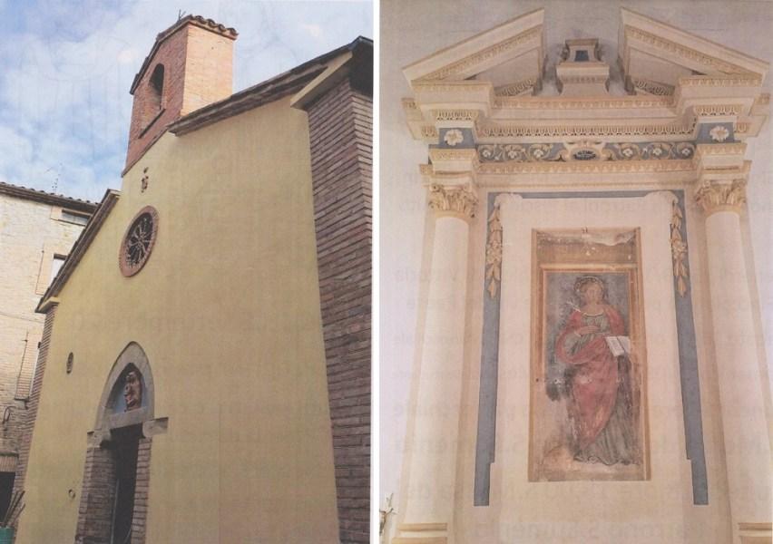 Ficulle, al via la festa dei Patroni. Riapre al culto la chiesa di Santa Vittoria dopo intervento di ristrutturazione