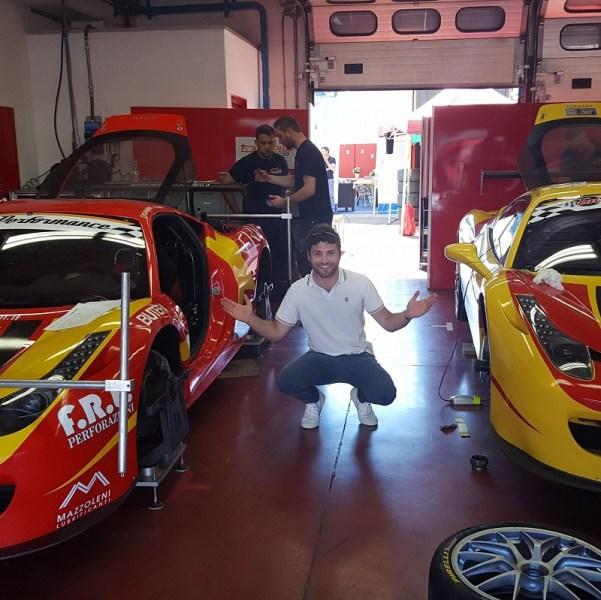 Nuova sfida per la Castellana: concorrere tra le altre gare pretendenti il Campionato Italiano Velocità Montagna