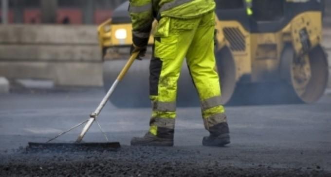 Disciplina del traffico per lavori di pavimentazione stradale lungo la S.R. 71 Umbro Casentinese