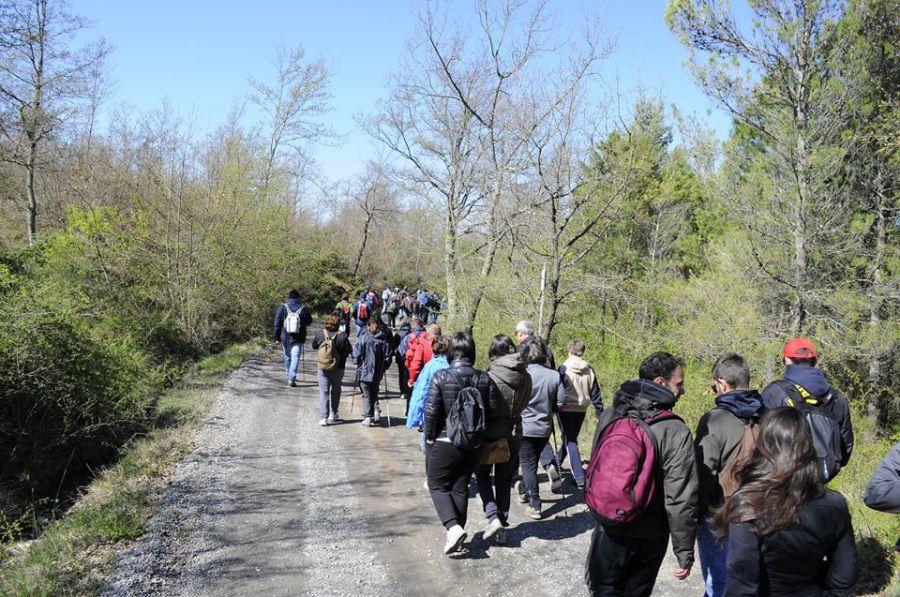 Al via eventi collaterali alla 34A Scarpinata a Monte Rufeno