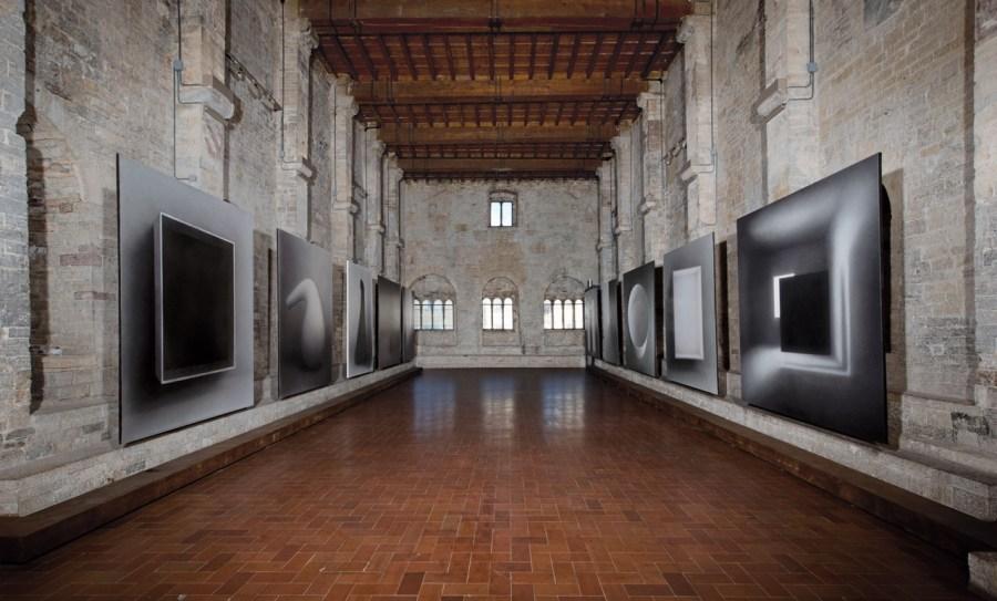 """Marco Tirelli e Robin Heidi Kennedy, a Todi per """"Riflessioni sull'arte contemporanea in italia"""""""