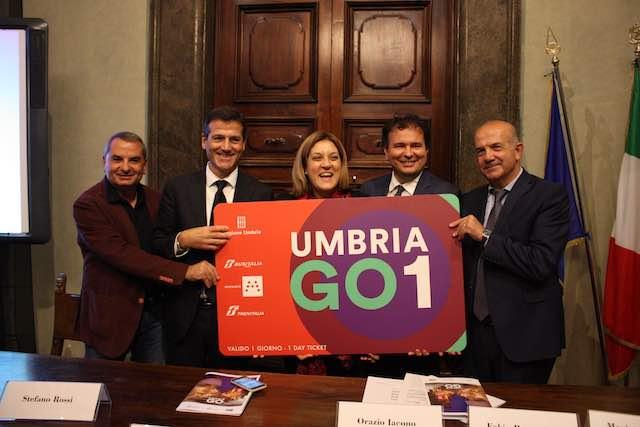 """Benvenuto a """"UmbriaGo"""", il biglietto all inclusive per muoversi in tutta la Regione"""