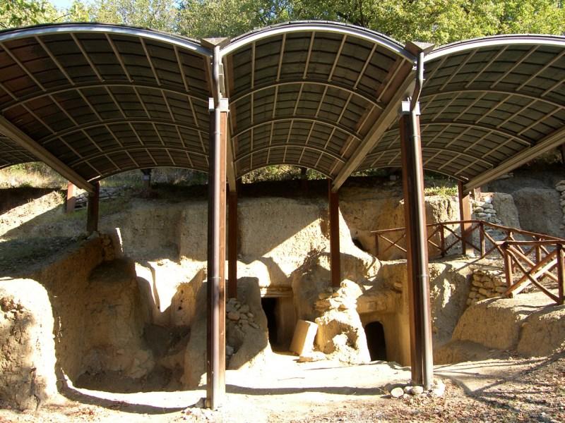 Conclusi gli scavi archeologici presso la Necropoli del Vallone di San Lorenzo