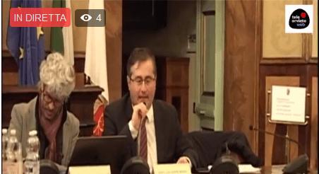VIDEO: Convegno sulle linee guida del Piano d'Ambito Regionale dei Rifiuti