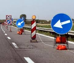 Lavori pavimentazione autostrada, chiusa l'entrata di Orvieto