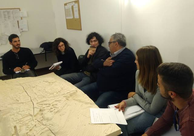 Ridisegnare la Rupe partendo dalle sue criticità, il progetto degli studenti della Sapienza per il centro storico