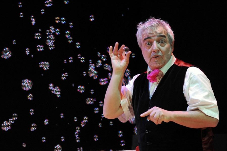 Capodanno magico al Boni di Acquapendente in compagnia di Bustric e del suo spettacolo Magic'anno