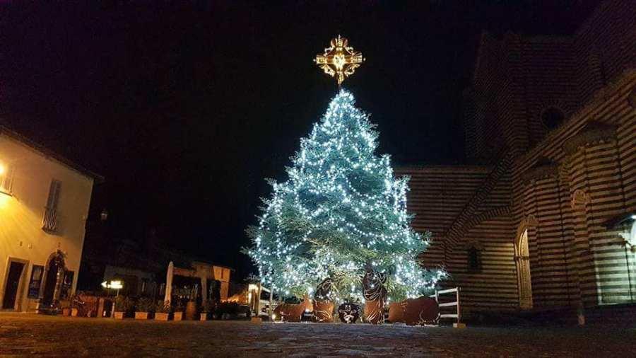 """""""A Natale regalati Orvieto"""", un ricco cartellone di eventi fino al 10 gennaio 2018"""