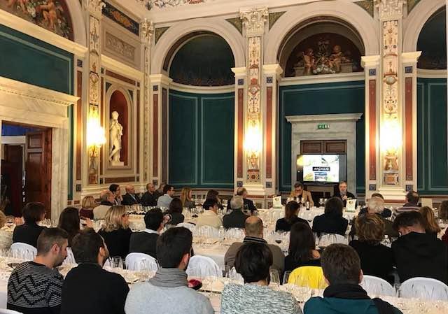 Record di presenze per le degustazioni di Orvieto DiVino per UJW 25