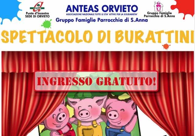 """L'Anteas propone """"I tre porcellini"""" per un costruttivo dialogo tra generazioni"""