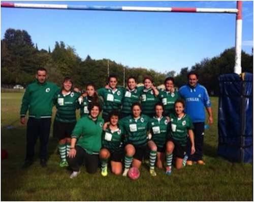 Le viperette del rugby orvietano tornano in campo con le Seven Pellegrins