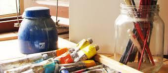 Laboratorio di pittura all'UniTre, ogni giovedì le lezioni del Prof.Catamo