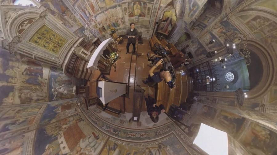 """Su Raidue lo speciale su Orvieto di """"Voyager. Ai confini della conoscenza"""""""