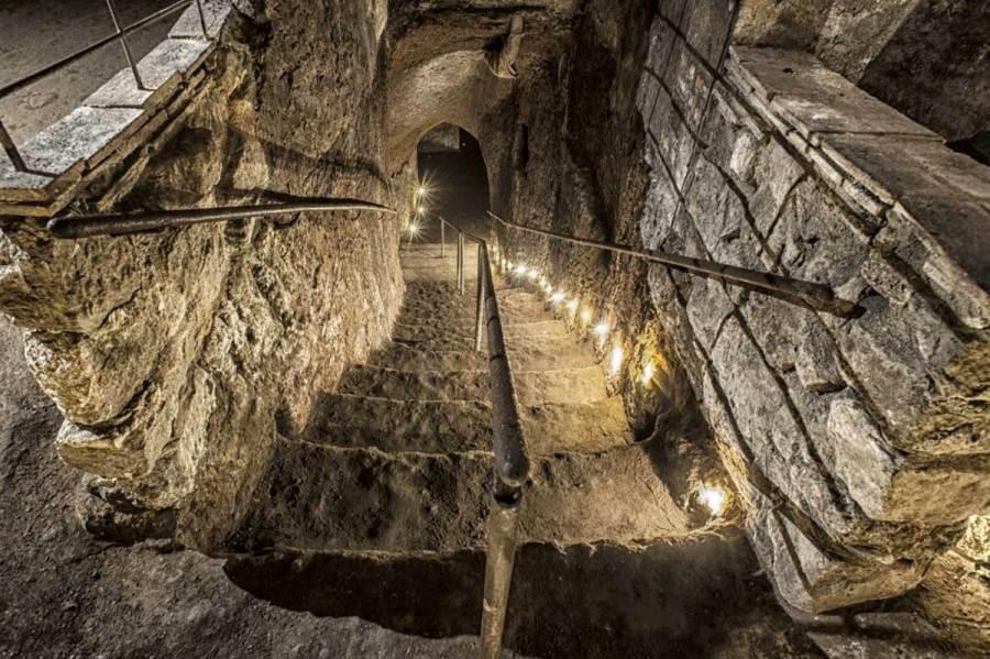 Per tutti i single c'è la festa di San Faustino, per un brindisi nella Viterbo sotterranea