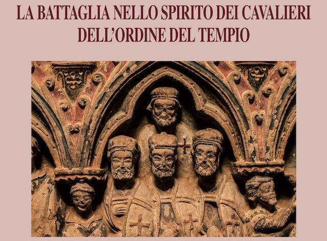 """""""La battaglia nello Spirito dei Cavalieri dell'Ordine del Tempio"""", conferenza Isao con la dott.ssa Castrini"""